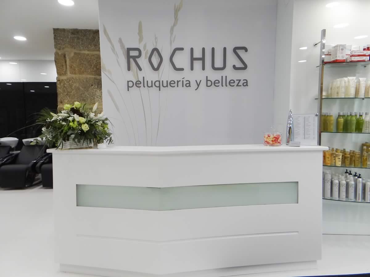 Peluquería Rochus en Vigo