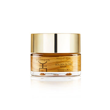 Golden GLow Mask Gli Elementi